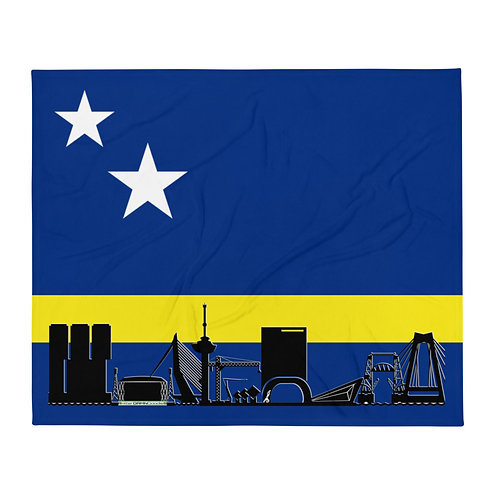 Dekenvlag DreamSkyLine Unity Curacao