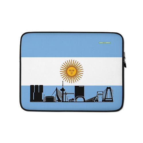 Laptopsleeve DreamSkyLine Unity Argentinë