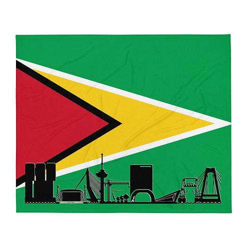 Dekenvlag DreamSkyLine Unity Guiana