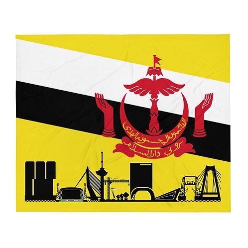 Dekenvlag DreamSkyLine Unity Brunei