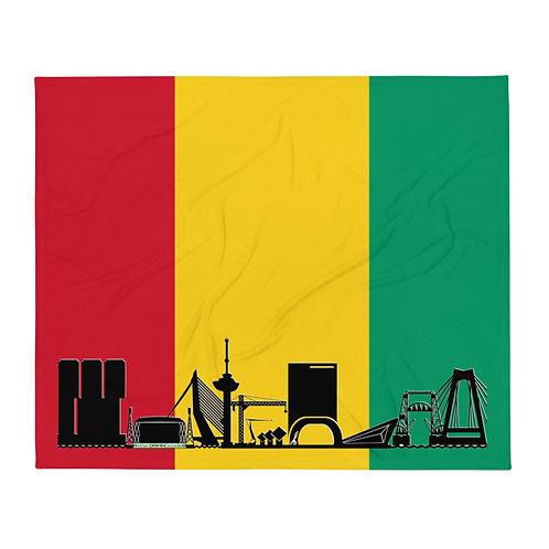 Dekenvlag DreamSkyLine Unity Guinea