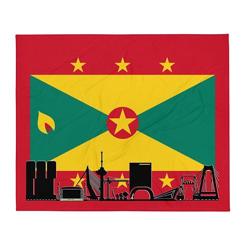 Dekenvlag DreamSkyLine Unity Grenada