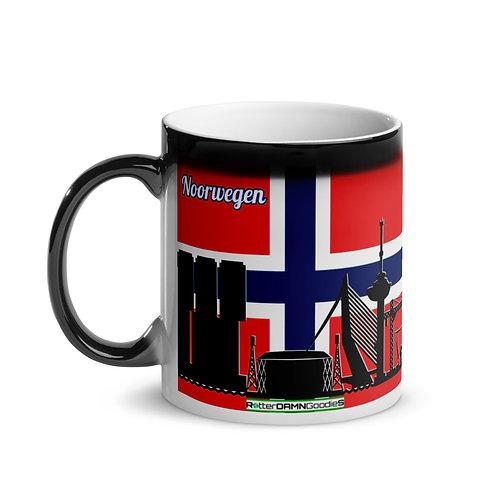 Magische Mok DreamSkyLine Unity Noorwegen