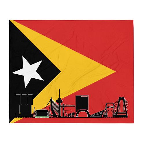 Dekenvlag DreamSkyLine Unity Oost Timor