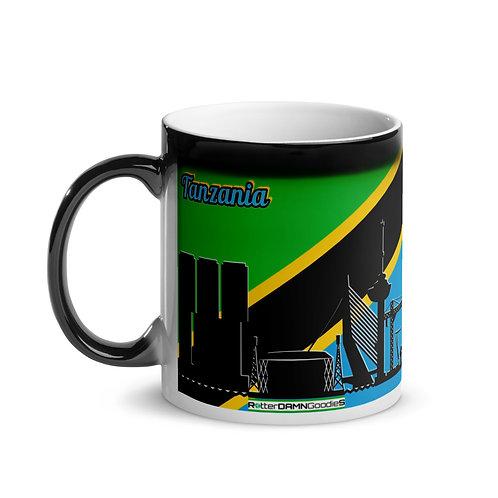 Magische Mok DreamSkyLine Unity Tanzania