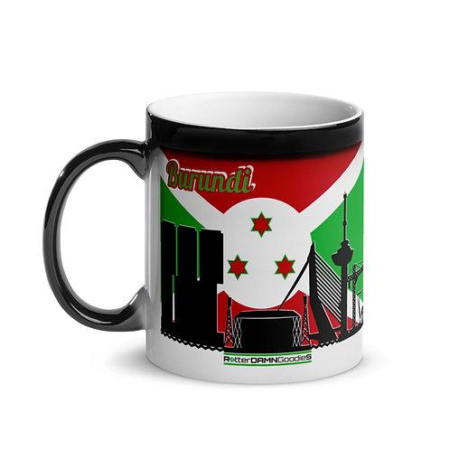 Magische Mok DreamSkyLine Unity Burundi