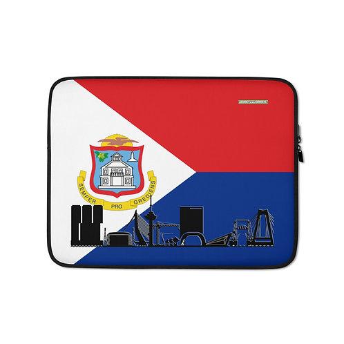 Laptopsleeve DreamSkyLine Unity Sint-Maarten
