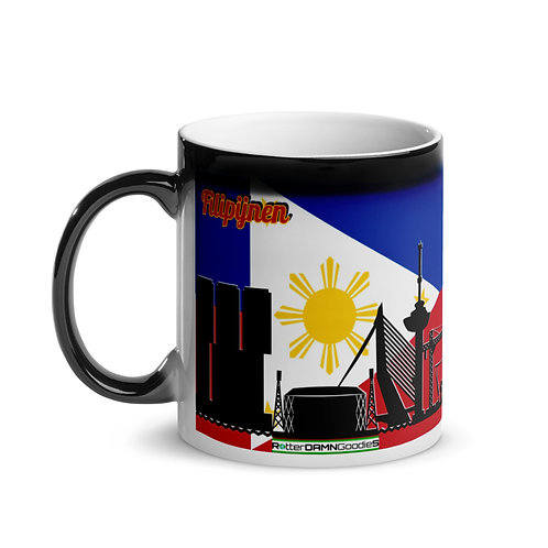 Magische Mok DreamSkyLine Unity Filipijnen