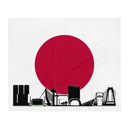 Dekenvlag DreamSkyLine Unity Japan