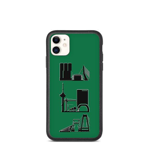 IPhone Case Green1 DreamSkyLine ToTem Black