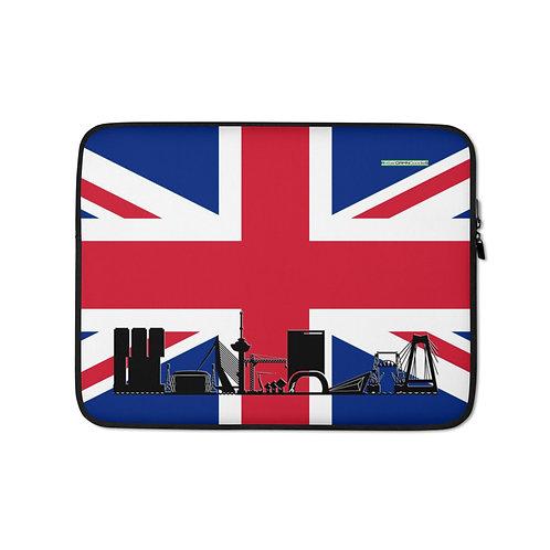 Laptopsleeve DreamSkyLine Unity Groot-Brittannië