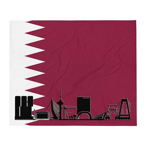 Dekenvlag DreamSkyLine Unity Qatar