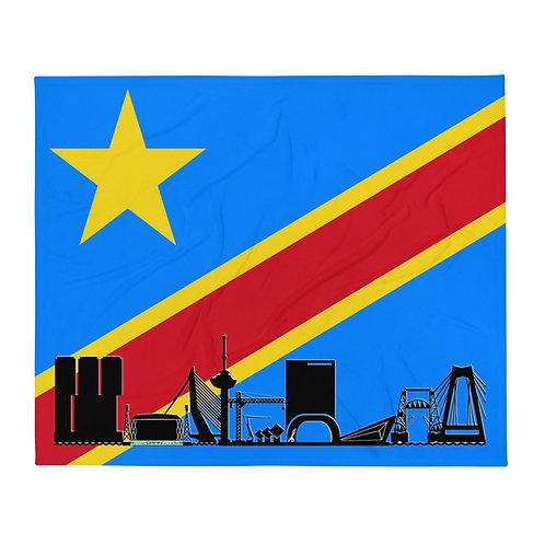 Dekenvlag DreamSkyLine Unity Congo Democratische Republiek