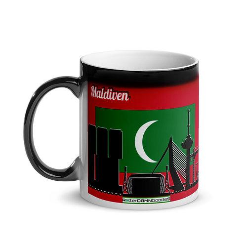 Magische Mok DreamSkyLine Unity Maldiven