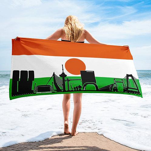 Handdoekvlag DreamSkyLine Unity Niger