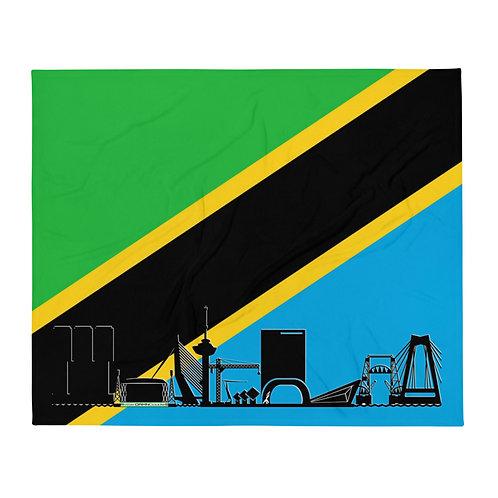 Dekenvlag DreamSkyLine Unity Tanzania