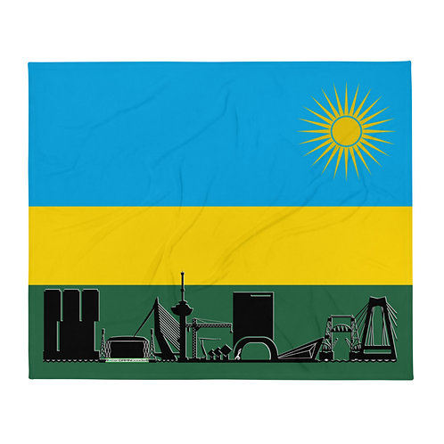 Dekenvlag DreamSkyLine Unity Ruanda