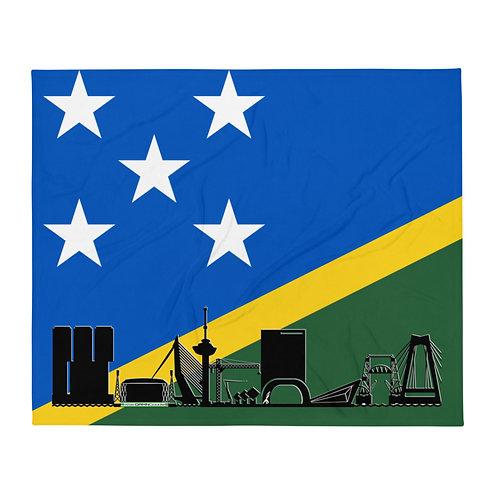 Dekenvlag DreamSkyLine Unity Solomon Eilanden