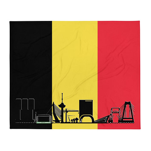 Dekenvlag DreamSkyLine Unity België