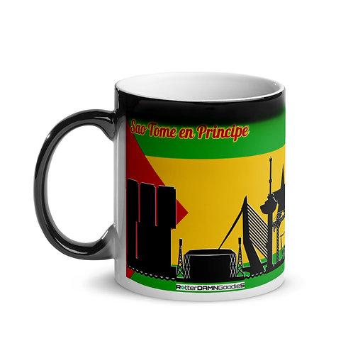 Magische Mok DreamSkyLine Unity Sao Tome en Principe