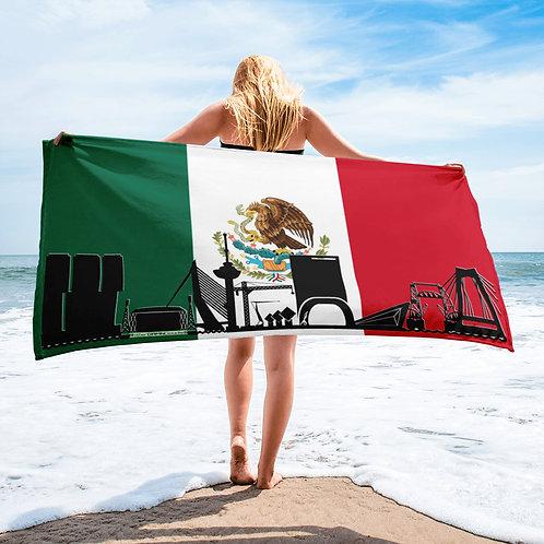 Handdoekvlag DreamskyLine Unity Mexico