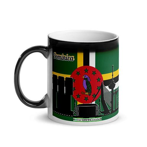Magische Mok DreamSkyLine Unity Dominica