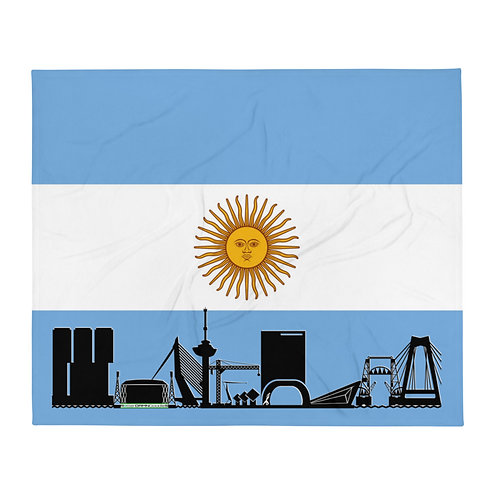 Dekenvlag DreamSkyLine Unity Argentinië