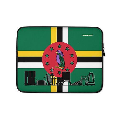 Laptopsleeve DreamSkyLine Unity Dominica