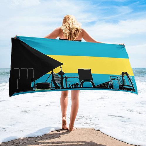 Handdoekvlag DreamskyLine Unity Bahamas