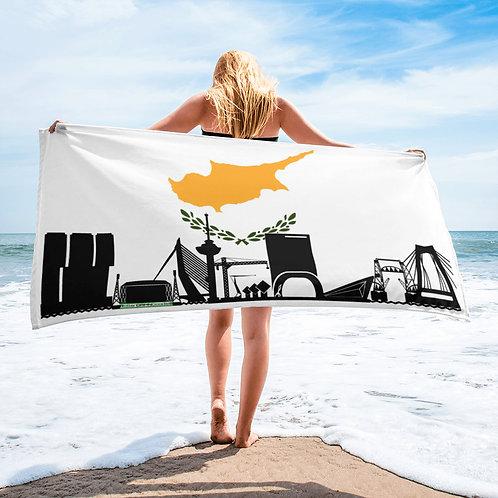 Handdoekvlag DreamSkyLine Unity Cyprus