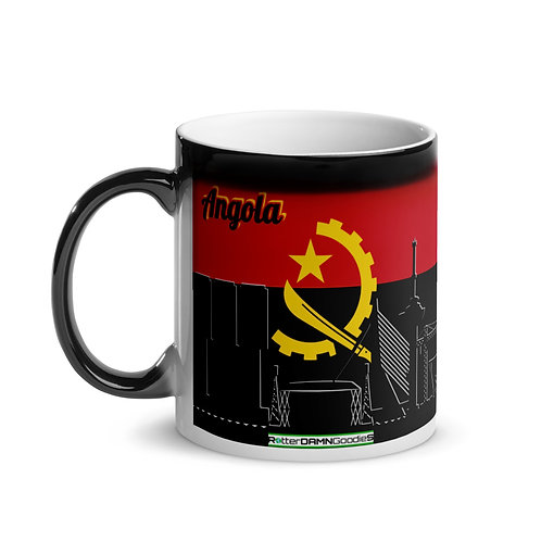 Magische Mok DreamSkyLine Unity Angola