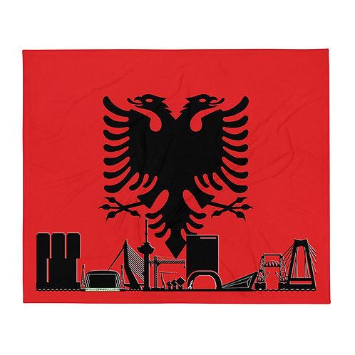 Dekenvlag DreamSkyLine Unity Albanië
