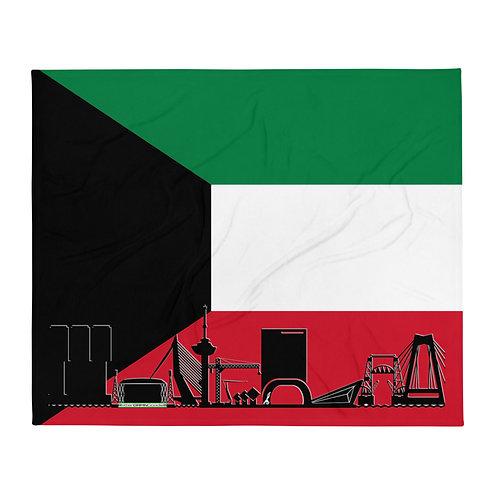 Dekenvlag DreamSkyLine Unity Koeweit