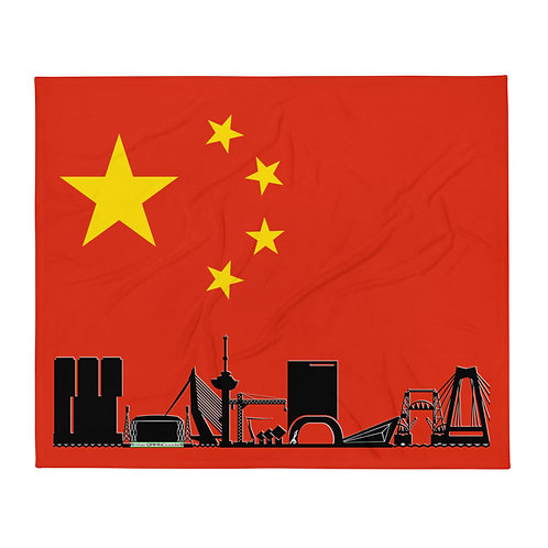 Dekenvlag DreamSkyLine Unity China