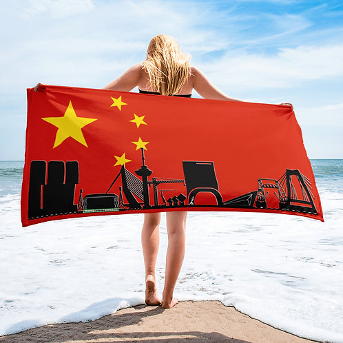 Handdoekvlag DreamSkyLine Unity China