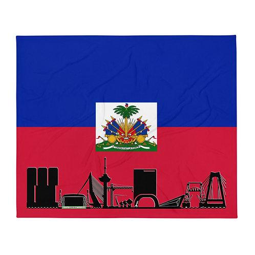 Dekenvlag DreamSkyLine Unity Haiti