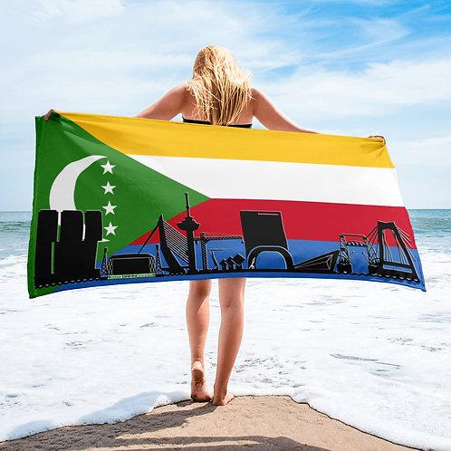 Handdoekvlag DreamSkyLine Unity Komoren