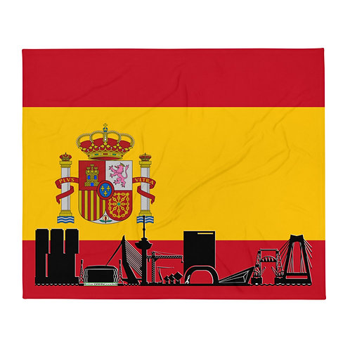 Dekenvlag DreamSkyLine Unity Spanje