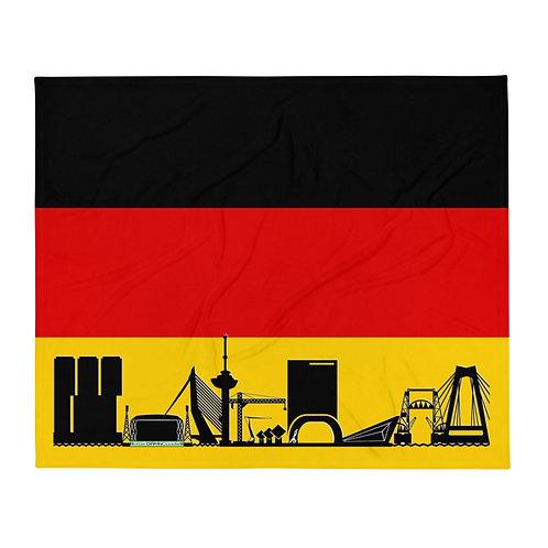 Dekenvlag DreamSkyLine Unity Duitsland