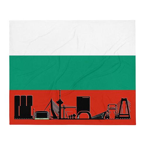 Dekenvlag DreamSkyLine Unity Bulgarije