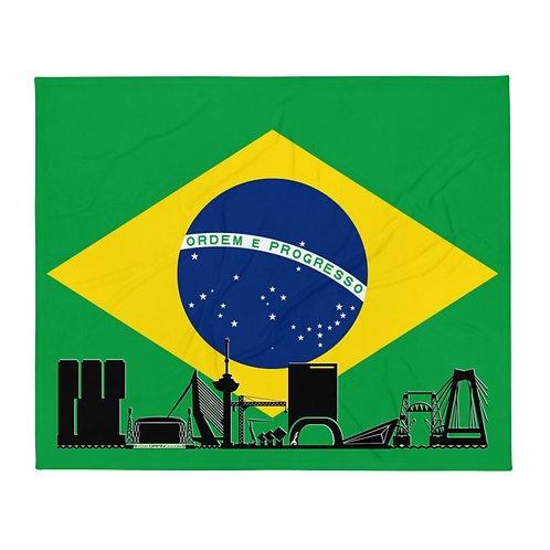 Dekenvlag DreamSkyLine Unity Brazilië
