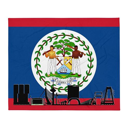 Dekenvlag DreamSkyLine Unity Belize