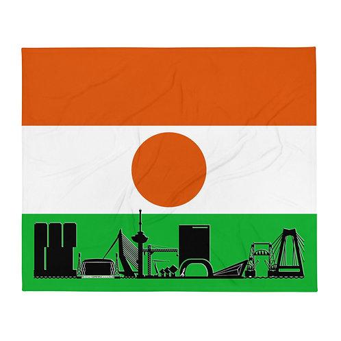 Dekenvlag DreamSkyLine Unity Niger