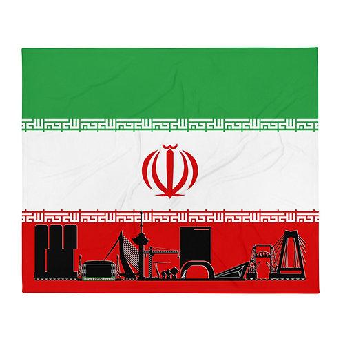 Dekenvlag DreamSkyLine Unity Iran