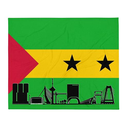 Dekenvlag DreamSkyLine Unity Sao Tome en Principe