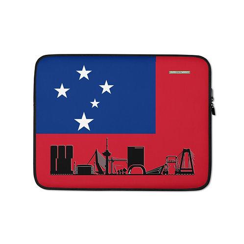 Laptopsleeve DreamSkyLine Unity Samoa