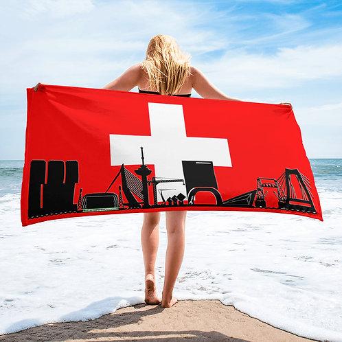Handdoekvlag DreamSkyLine Unity Zwitzerland