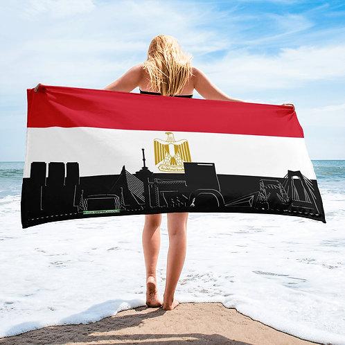 Handdoekvlag DreamSkyLine Unity Egypte