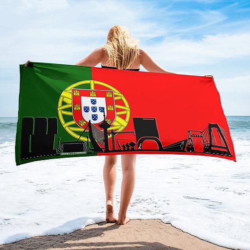 Handdoekvlag DreamSkyLine Unity Portugal