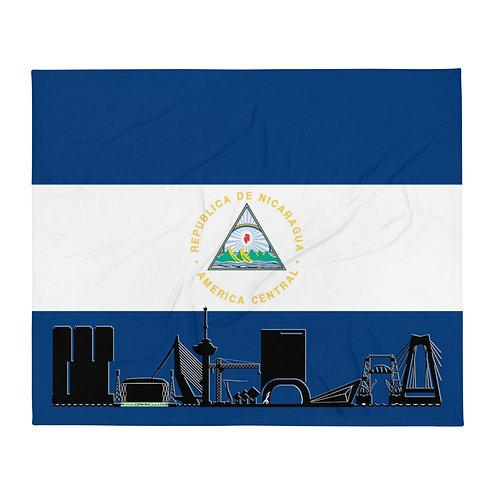 Dekenvlag DreamSkyLine Unity Nicaragua